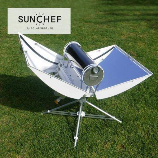 sun chef four solaire