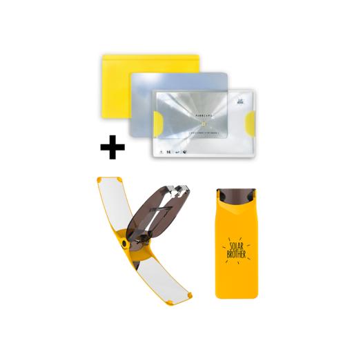 lot Suncase Gear + Adventure kit