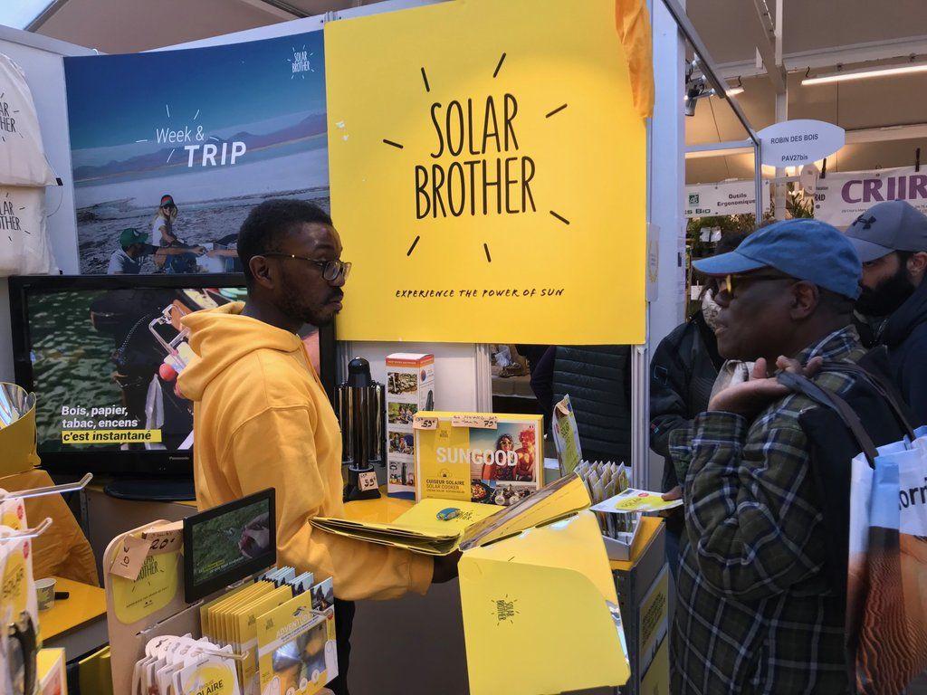 l'équipe solar brother
