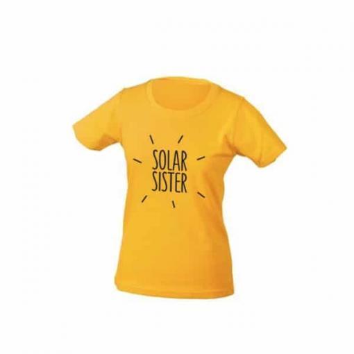 T-shirt solar sister