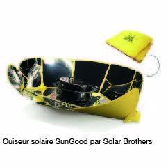 cuiseur solaire image
