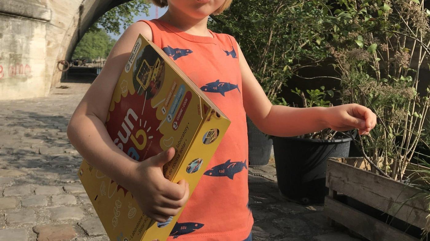 Sunlab pour enfants