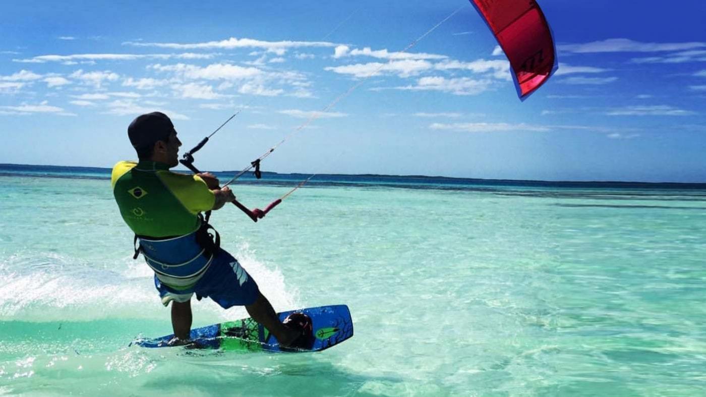 Suncase Kite Surf