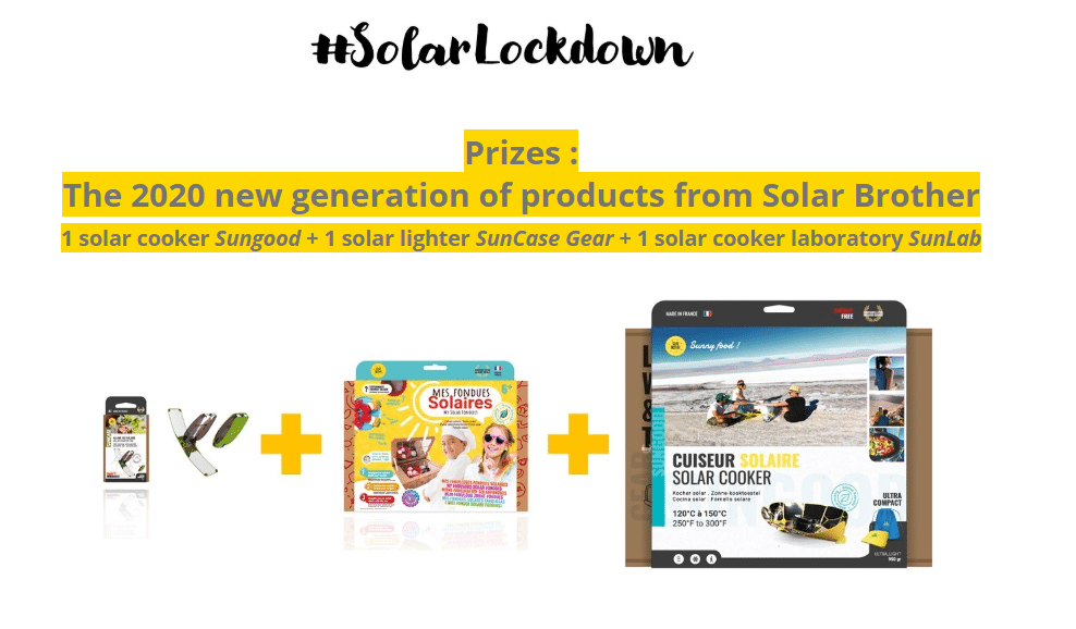 Photo video contest solarlockdown